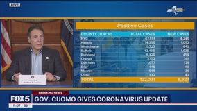 Gov. Cuomo gives coronavirus update for April 5