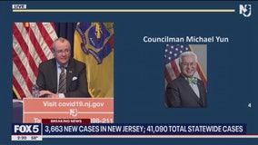 Jersey City councilman Yun Michael dies