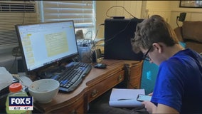 Remote learning a challenge for teachers, students