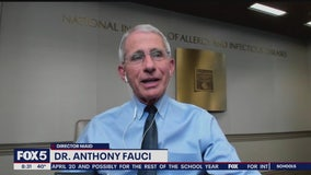 Disease expert Fauci says he feared virus like COVID-19 'many years ago'