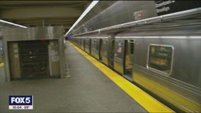 NYC subway halting overnight service for virus cleaning