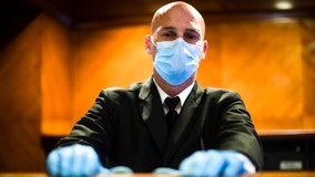 Concierge's work and family provide focus during pandemic