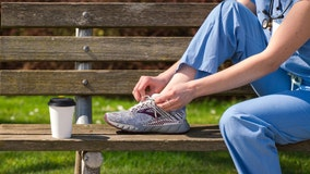 Sports brand Brooks donating sneakers to hospital workers
