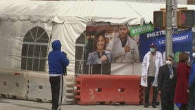 Bilingual coronavirus testing site opens in Washington Heights