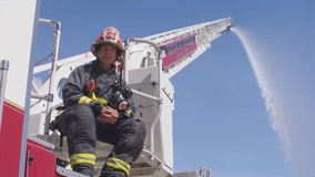 Clearwater firefighter tells critically ill 'Make-A-Wish' kids their wishes are just on hold
