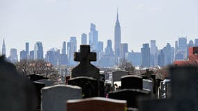 Cemeteries race to keep up with coronavirus burials