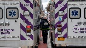 Tracking NYC's coronavirus fight, from 911 call to ER door
