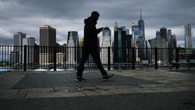 New Yorkers hunker down as city braces for critical phase