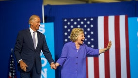 Hillary Clinton becomes latest Democrat to endorse Biden