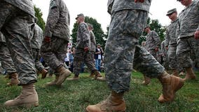 National Guard, healthcare workers take a dance break