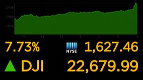 Stocks rally worldwide, pushing indexes higher