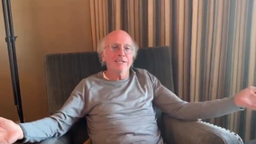 'Maybe you're not that bright': Larry David urges people stay inside during coronavirus pandemic