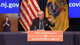 Gov. Murphy suggests social distancing at home