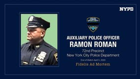 NYPD Auxiliary Police Officer dies