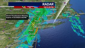 Tornado Warning expires for parts of NYC, Nassau, Westchester