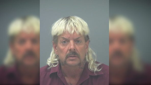 'Tiger King' star Joe Exotic is in coronavirus isolation in jail, husband Dillon Passage says