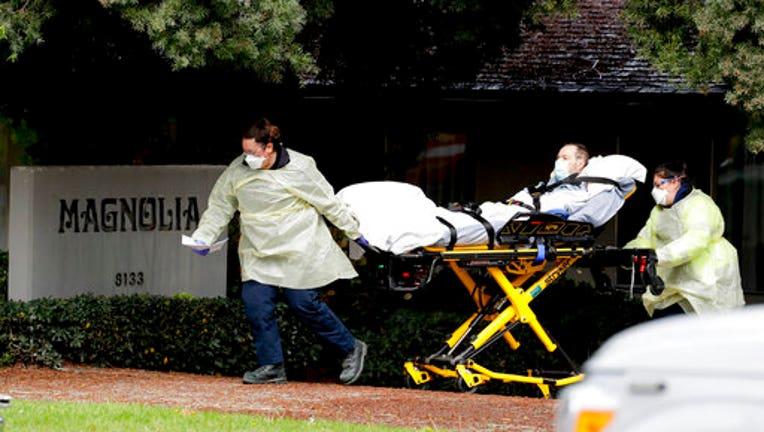 California nursing home evacuated
