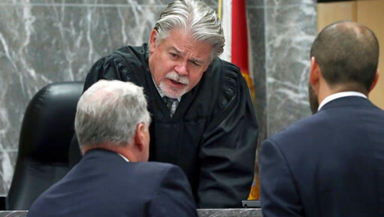 Broward Circuit Judge Dennis Bailey
