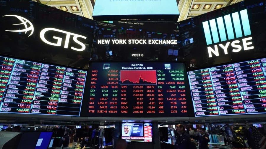 Dow surges 890 points, S&P flirts with bear-market exit