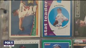 Collectors rekindle love of baseball cards amid pandemic lockdowns