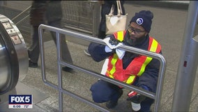 MTA preparing for massive deep-cleaning of NYC Subway