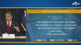 Cuomo: Time to 'reimagine' education through technology