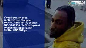 NYPD: Man wanted for spitting on MTA bus driver