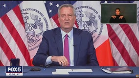 De Blasio: NYC could see more layoffs without financial assistance from Washington