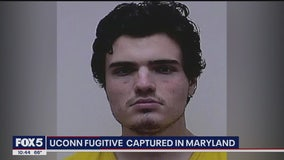 UConn student wanted in 2 slayings surrendered peacefully