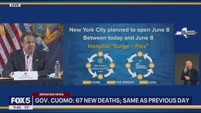 Cuomo signs bill granting front-line worker death benefits