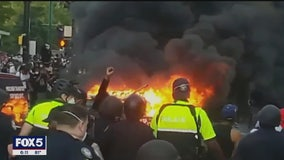 Officials in Minnesota bracing for another night of violent protest