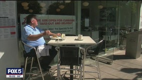 Outdoor dining returns to Connecticut