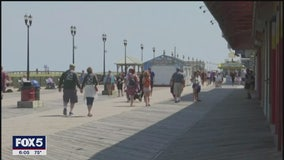 Beaches across the region begin to open as NYC beaches remain closed
