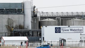 Outbreak at Tyson plant infected 1,031 workers