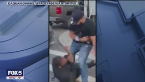 Violent arrest raises concerns about NYPD social distancing patrols