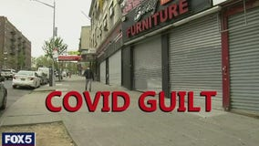 Why some of us feel COVID guilt and why it's OK