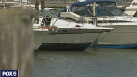 Boating season gets underway with social distancing rules in place