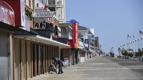Ocean City to reopen beaches, boardwalk on May 9: officials