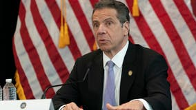 Cuomo brushes back report of care home death undercount