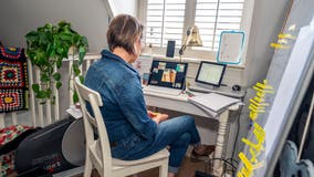 Survey: 55 percent of employees say they work 1-10 extra hours remotely amid COVID-19