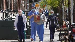 Amid coronavirus news, many need to step away