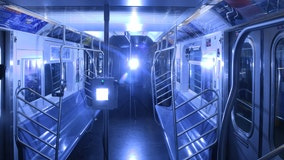 MTA to use UV lamps to sanitize subways and buses