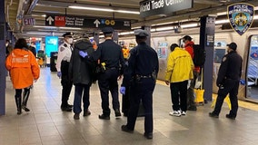 Mayor: 139 homeless people moved from subways to shelters