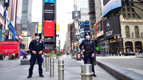 Is Times Square's recovery threatened by high crime and rampant homelessness?