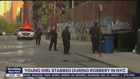 Girl, 6, stabbed on Lower East Side