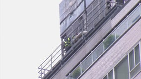 Upper East Side residential fire