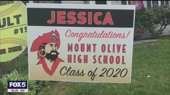 Murphy approves outdoor graduations for NJ high school seniors