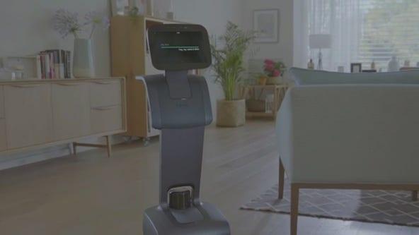 Robots for senior citizens