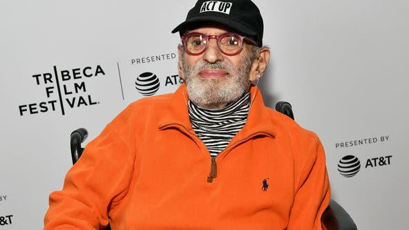 Playwright, AIDS activist Larry Kramer dead at 84