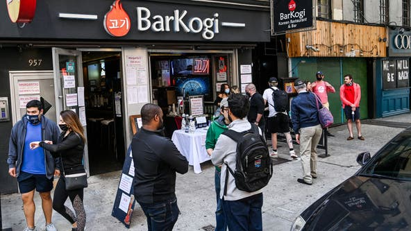 Pop-up bar scene, tanning salon test shutdown rules in NYC